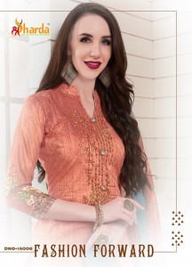 LAVINA SHARDA VOL 14 PAKISTANI SUITS IMAGES