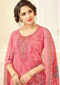 TUNIC HOUSE KRISPY COTTON PRINTED SALWAR SUITS