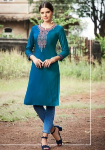 KAJREE FASHION LILY VOL 13 KURTIS IMAGE