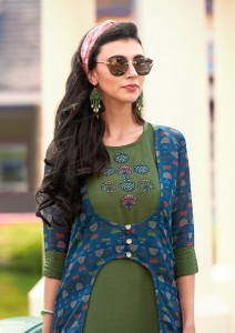 SAWAN FASHION RAFTAAR VOL 1 KURTIS STYLE