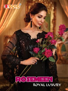 FEPIC ROSEMEEN ROYAL LUXURY PAKISTANI CLOTHES UK