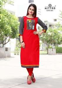 MITTOO PRIYAL VOL 7  KURTIS DESIGNS FOR GIRLS