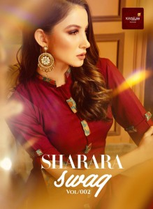 KRISHRIYA SHARARA SWAG VOL 2 AT BEST PRICE ONLINE
