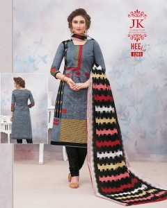 JK COTTON HEENA VOL 12 COTTON SALWAR KAMEEZ 2019
