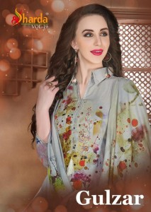 LAVINA GULZAR VOL 19 WHOLESALE PAKISTANI SUITS ONLINE BUY