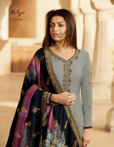 LT FABRICS NITYA 134 CATALOGUE WITH PRICE
