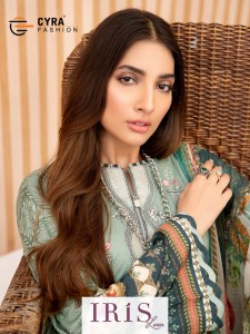 CYRA IRIS LAWN 58007-58011 PAKISTANI SUITS