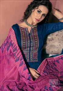 SHAHNAZ ARTS AVNOOR COTTON SALWAR KAMEEZ DESIGN 2019