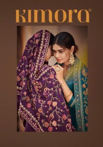 KIMORA VOL 8 PAKISTANI REPLICA SUITS ONLINE INDIA WHOLESALE