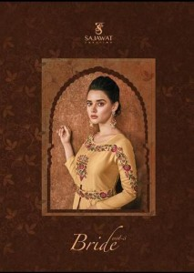 SAJAWAT BRIDE VOL 5  STITCHED SALWAR KAMEEZ ONLINE SHOPPING