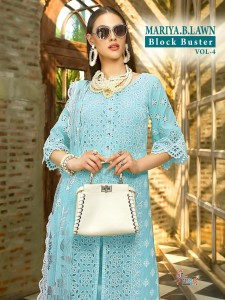 SHREE FABS  BLOCK BUSTER VOL 4 PAKISTANI SUITS MANUFACTURER IN SURAT