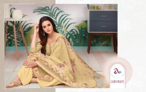 ANGROOP PLUS CHROMATE COTTON SALWAR KAMEEZ WHOLESALER