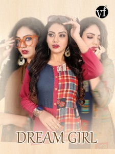 VF DREAM GIRL  KURTIS ONLINE SHOPPING