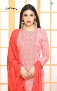 YOUR CHOICE DINNAR VOL 23  PAKISTANI SUITS AT CHEAPEST PRICE