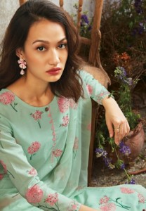 GANGA FASHION SUNKISSED SUITS CATALOGUE 2019 WITH PRICE