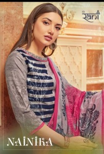 RANI FASHION NAINIKA  SALWAR KAMEEZ NEW CATALOGUE 2019