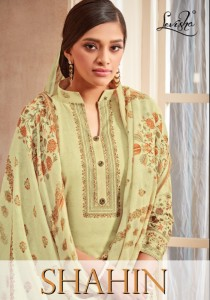 LEVISHA SHAHIN WHOLESALE PAKISTANI SUITS IN CHENNAI
