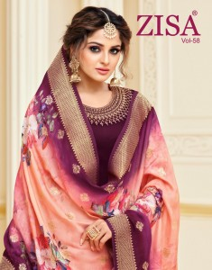 MEERA ZISA VOL 58  CATALOGUE WITH PRICE