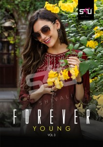 S4U FOREVER YOUNG VOL 3 KURTIS LATEST CATALOGUE
