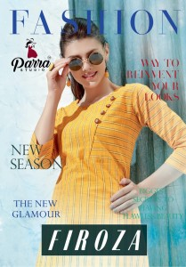 PARRA STUDIO FIROZA KURTIS AT CHEAPEST PRICE
