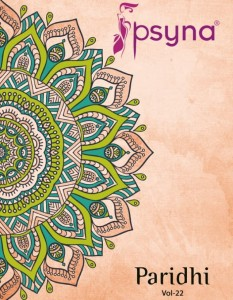 PSYNA PARIDHI VOL 22 WHOLESALE KURTIS MANUFACTURER