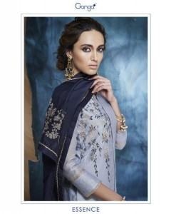 GANGA ESSENCE  SALWAR KAMEEZ CATALOGUE WITH PRICE