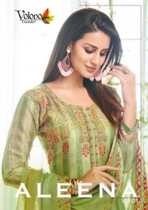 VOLONO TRENDZ ALEENA VOL 1 SALWAR SUITS ONLINE SHOPPING