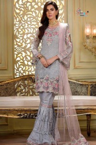 SHREE FABS ANAYA VOL 7 PAKISTANI SUITS SUPPLIER