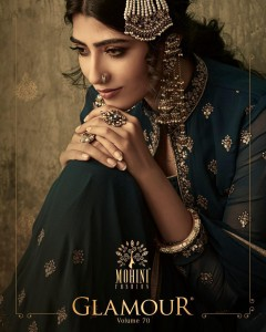 MOHINI FASHION GLAMOUR VOL 70  PAKISTANI SALWAR KAMEEZ DESIGN 2019