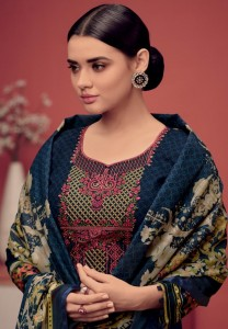 HOUSE OF LAWN NAZM  PAKISTANI SALWAR KAMEEZ MANUFACTURER IN SURAT