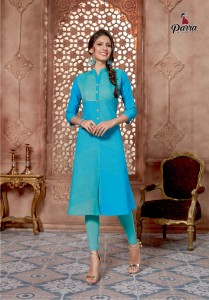 PARRA STUDIO DIMPLE KURTIS WHOLESALER