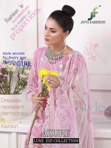 JUVI FASHION AZURE SURAT SUITS ONLINE SHOPPING