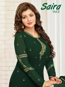 MF SAIRA VOL 2  WHOLESALE CLOTHING SUPPLIER IN INDIA