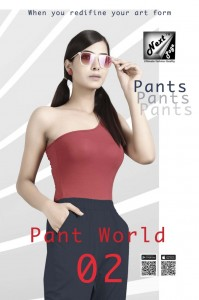 LATEST PENCIL PANTS WORLD VOL 2 WHOLESALER