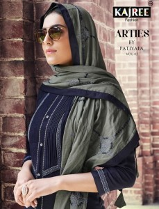 KAJREE ARTIES BY PATIYALA VOL 2 READYMADE