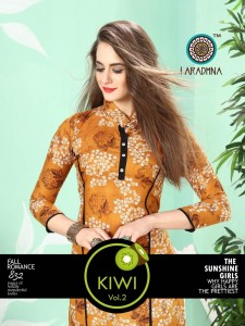 ARADHNA KIWI VOL 2 KURTI CHEAPEST PRICE