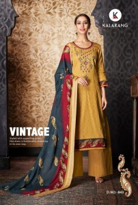 KALARANG AMRITA LATEST BY KALARANG SUITS