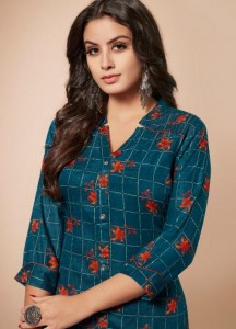 KAJREE FASHION OF PATIYALA VOL 24 FAMOUS SURAT KURTIS MANUFACTURER