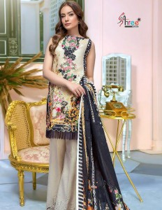 SHREE FABS FIRDOUS NX EXCLUSIVE COLLECTION WHOLESALE DRESS MATERIAL SURAT GUJARAT