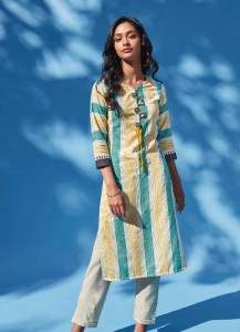 FOUR BUTTONS SHINE LONG KURTIS SUPPLIER
