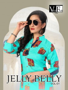 VF INDIA JELLY BELLY VOL 1  KURTIS SUPPLIER