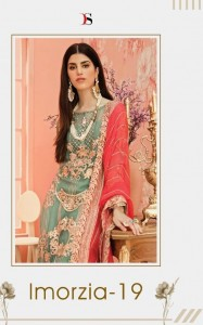 DEEPSY IMORZIA 19 PAKISTANI SUITS WHOLESALER 2020 BEST PRICE