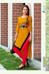 ONLINE BUY RANGJYOT SHAKSHI VOL 2 KURTIS WHOLESALE AT CHEAPEST PRICE