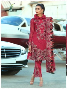 JUVI FASHION IZNIK ROYAL LUXURY COLLECTION PAKISTANI SUITS WHOLESALE IN INDIA
