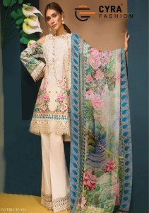CYRA FASHION IRIS LAWN 19 ONLINE SHOPPING IN INDIA