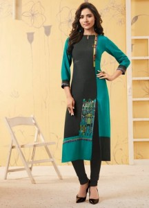 RANGOON ELAICHI KURTI KAJREE FASHION WHOLESALE
