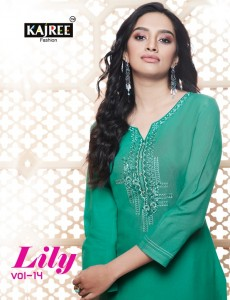 KAJREE FASHION LILY VOL 14  ONLINE SHOPPING