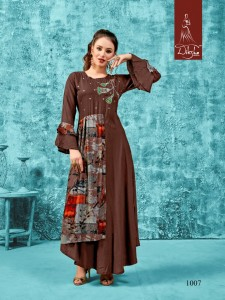 DIKSHA FREE STYLE KURTIS SUPPLIER IN SURAT