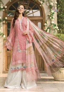 MARIYA B LAWN COLLECTION VOL 2 SUPER NX SHREE FABS SURAT