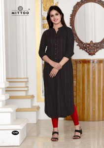MITTOO FENTASTIC VOL 2 KURTI AT BEST PRICE